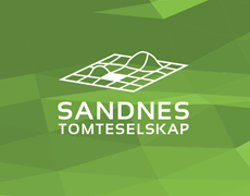 Ny visuell profil for Sandnes Tomteselskap